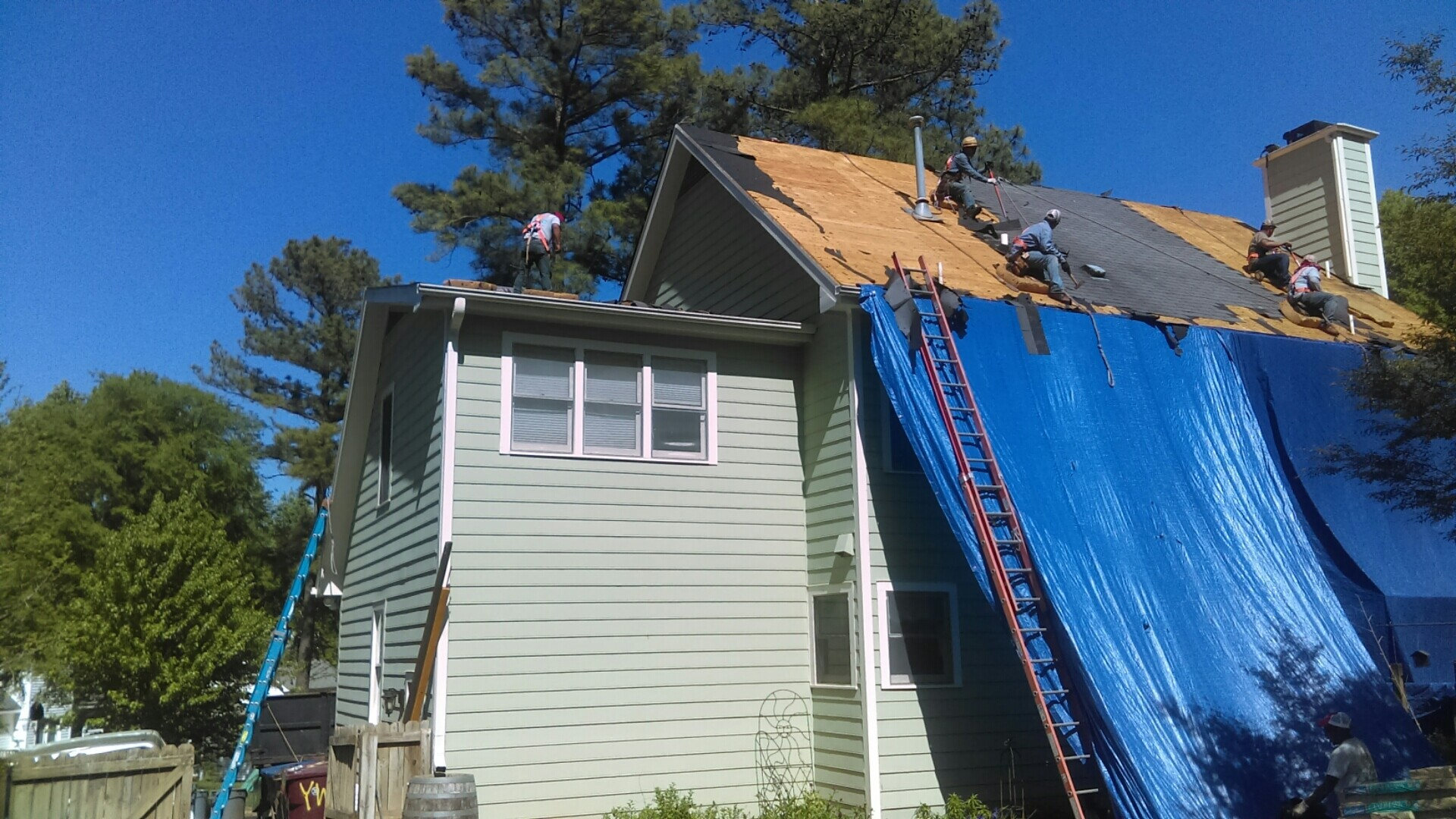 Gallery Housetop Roofing Roofing Companies Raleigh Nc
